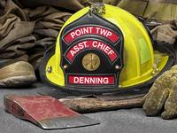 Point Twp Assistant Chief Denning