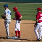 """Nebraska Baseball"" by sharriger"