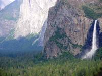 Yosemite Bridal Veil Fall
