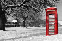 Colour Popped Phone Box