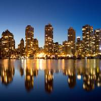 Yaletown Panorama Art Prints & Posters by Mirco Millaire