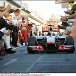 """Australian GP 2012 Winner"" by roadandtrackphotos"