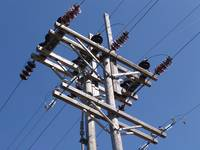 Unusual Two Support Pole Switching