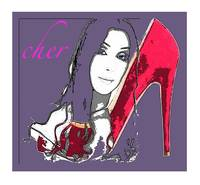 CHER STILETTO