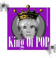 ANDY WARHOL - KING OF POP ART