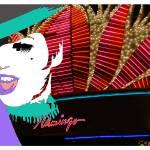 """LIZA MINNELLI - NEON"" by STARSNSTUFF"