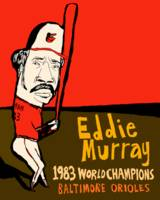 Eddie Murray Baltimore Orioles