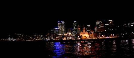 Darling Harbour in Sydney, NSW