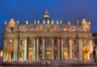 Facade of Saint Peter's Basilica
