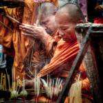 """""""Buddhist Monks"""" by me9"""