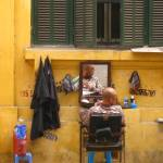 """Pop-up Barber Shoppe"" by Vince-McCall-Photography"