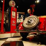 """Antique Cars and Gas Pumps"" by Vince-McCall-Photography"
