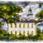 """Kirtland Temple"" by dbwalton"