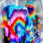 """Tie Dyed"" by susansartgallery"