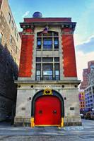 The Ghostbusters Firehouse
