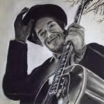 """Bob Dylan - Nashville"" by EricDee"