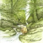 """""""Heidi Creek"""" by Karlos"""