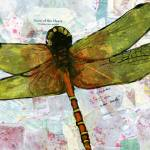 """Voice of the Heart, Dragonfly Print"" by schulmanart"