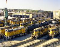 Omaha Union Pacific Maintenance Shops