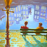 Amsterdam Art Prints & Posters by Roger White
