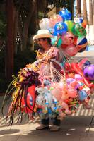 Toy Vender in San Jose del Cabo Mexico