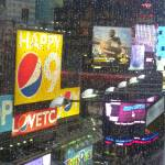 """Times Square in the Rain"" by PaulGaitherPhotography"
