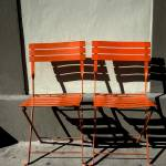 """French Quarter Chairs"" by PaulGaitherPhotography"
