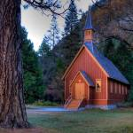 """Yosemite Chapel"" by PaulGaitherPhotography"