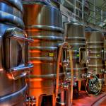 """Vineyard 29 Stainless Tanks"" by PaulGaitherPhotography"