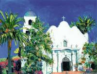 Old Town Church, San Diego California