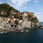 """The Cove at Manarola"" by DonnaCorless"