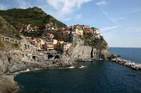 The Cove at Manarola