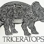 """""""Triceatops"""" by bengman007"""