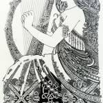 """Harpist"" by bengman007"