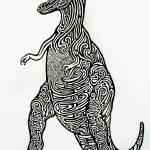 """""""T Rex"""" by bengman007"""