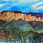 """The Ancient Sandia Crest, NM"" by PaulC"