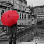 """Rainy days in Ljubljana"" by IanMiddletonphotography"