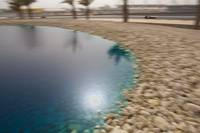 Bahrain GP 2012 Blue Pool