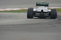 Chinese GP 2012 Michael Schumacher