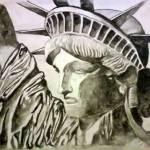 """Statue of Liberty"" by effzed"