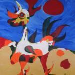 """WBA144 Rooster"" by Waynes-Art"