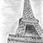 """Eiffel Tower"" by effzed"