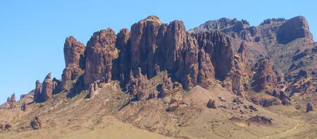 Superstition Panoramic