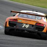 """Grand Am at Barber Motorsports Park 2012 Audi R8"" by roadandtrackphotos"
