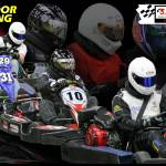 """Sykart Fall 2007 Indoor Karting Racing League"" by Kart-Race-Art"