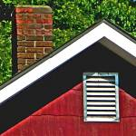 """Detail of Red House"" by joeintopeka"