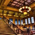 """Hoboken Terminal"" by photocatphoto"