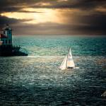 """Sailing on Lake Ontario"" by dbwalton"