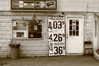 Congers, New York - Gas Station