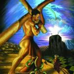 """""""Simon of Cyrene"""" by blacksinthebible"""